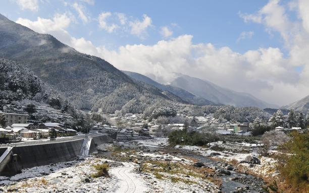 雪景色(下分)12月